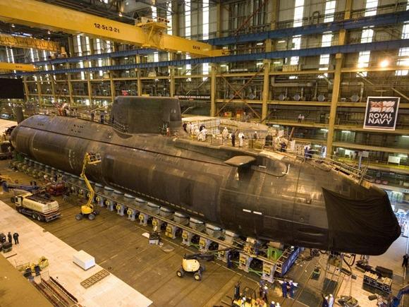подводная лодка эстьют