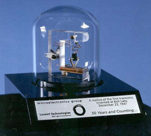 Одномолекулярный транзистор создали ученые США и Кореи