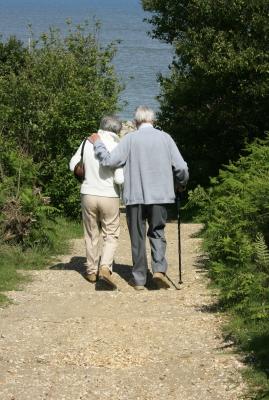 Пешие прогулки помогают избежать ухудшения памяти