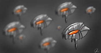 Микроботов учат собираться в сложные конструкции