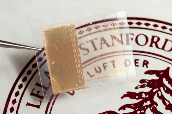 Созданы прозрачные литий-ионные аккумуляторы