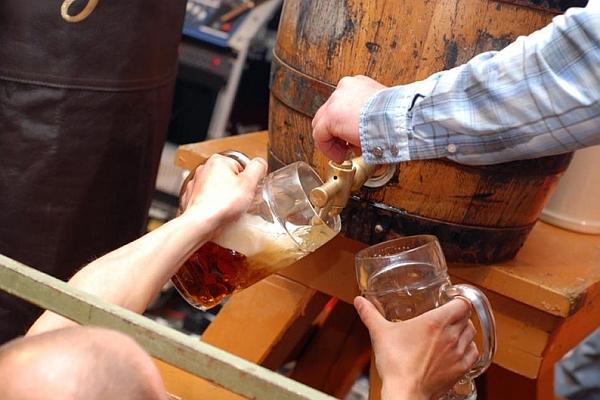 Прокисшее пиво как сделать 248