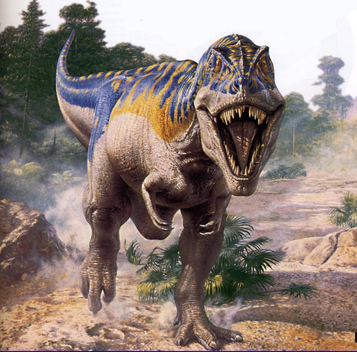 Британские ученые взвесили тираннозавра и оценили скорость его роста