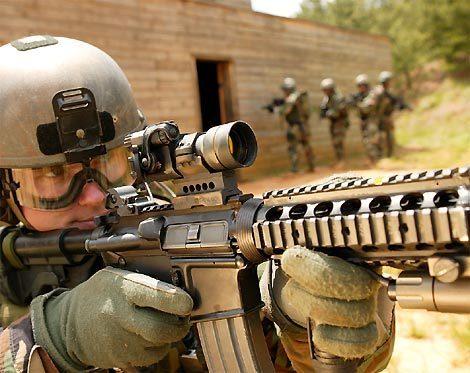 Армия США и конденсация воды из воздуха