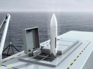 Британские фрегаты получат новые ракеты