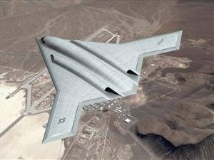 США начали разработку нового бомбардировщика
