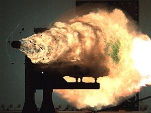 США испытают первый промышленный прототип рельсотрона
