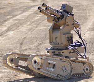 Боевые роботы готовы к серийному производству