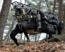 Пентагон проведет полевые испытания четырехногого робота-носильщика