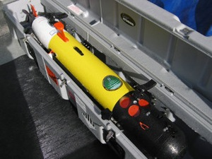 Американцы усовершенствовали подводного робота Remus 100