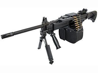 Израиль разработал пулемет для прицельной стрельбы