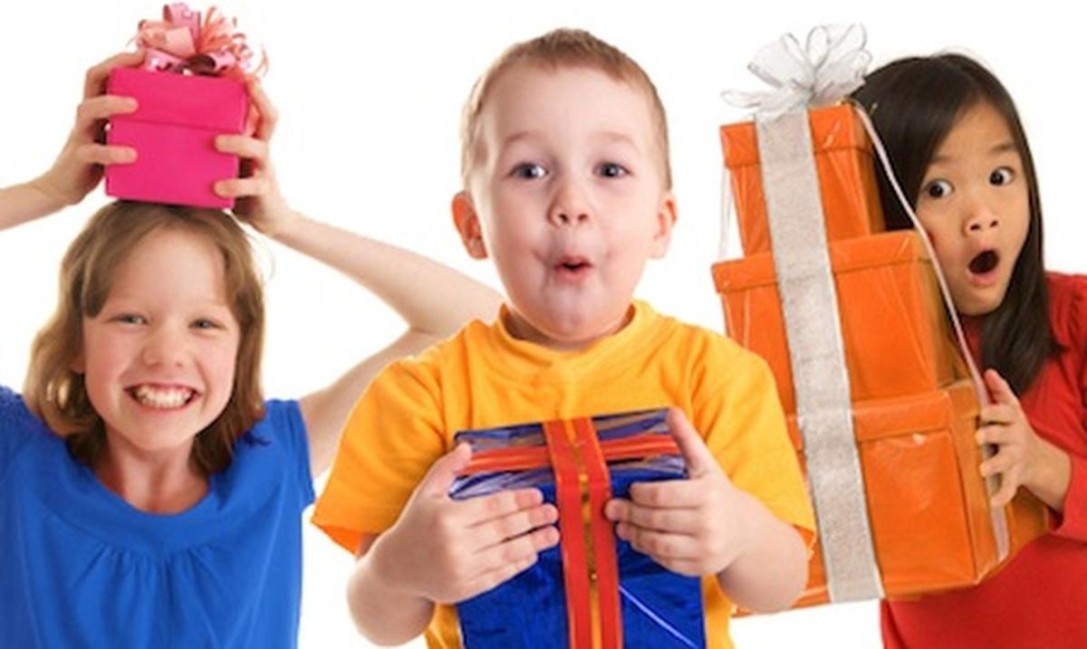 Подарки в детдом своими руками