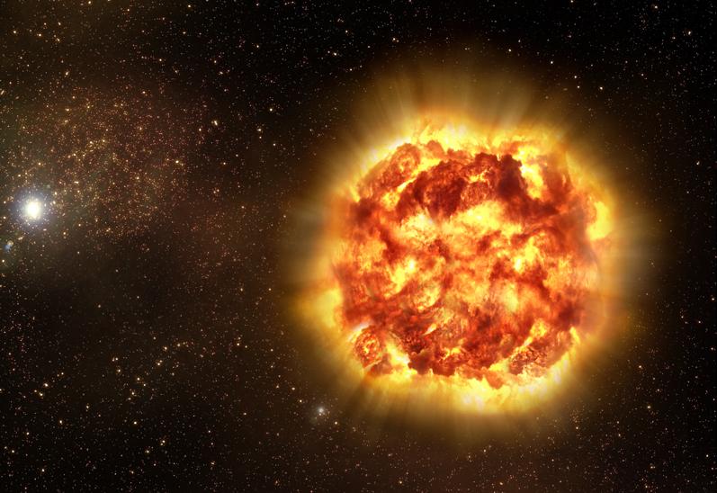 Эхо Большого Взрыва помогло ученым найти темную энергию