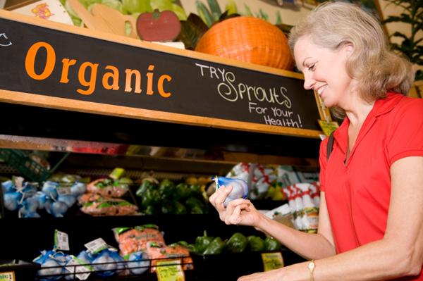 uk organic food