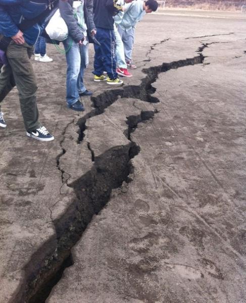 Япония будет изучать землетрясения по