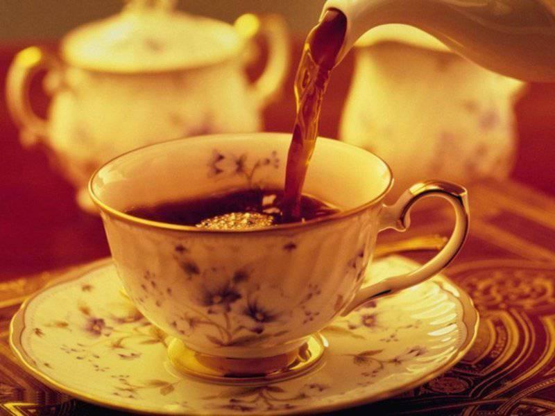 В Британии в 19 веке осуждалась любовь женщин к чаепитию