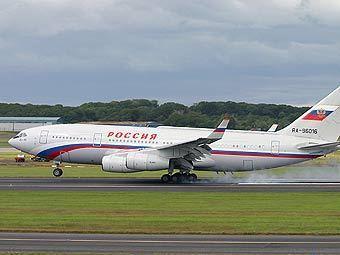 Путин потратил 10.39 млрд. руб. на еще 2 самолета Ил-96-300ПУ