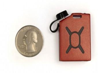 Самое крошечное зарядное устройство в мире чуть больше монеты