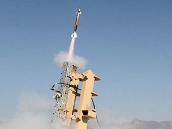 Проведены первые испытания миниатюрных ракет-перехватчиков