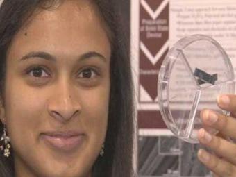 Школьница изобрела сверхбыстрое зарядное устройство