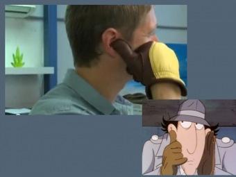 Телефон-перчатка - новый подход к беспроводной гарнитуре