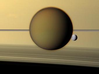 Изучить атмосферу Титана? С помощью микрожидкостной лаборатории