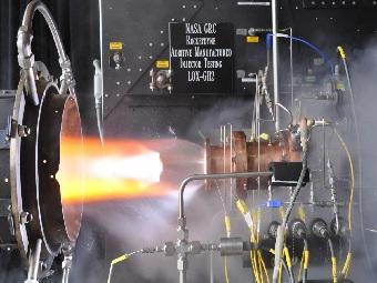 3D-печать - теперь и для ракетных двигателей