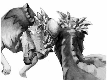 Большеголовые пахицефалозавриды бодались друг с другом, как бараны