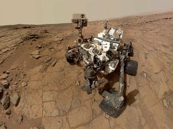 На Марсе была атмосфера - но ее нет уже несколько миллиардов лет