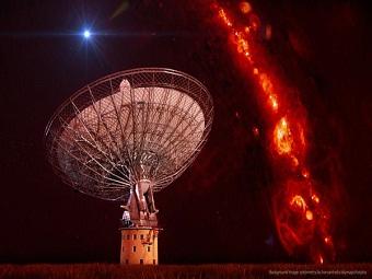 Выявлены причины таинственных вспышек радиоизлучения в глубинах Вселенной