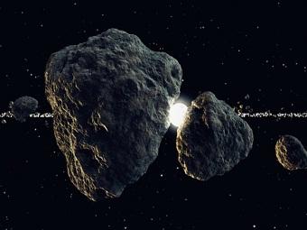 Двенадцать астероидов, в чьи недра мы заберемся в первую очередь
