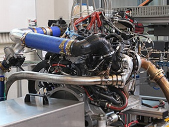 Новый гибрид с расходом топлива, составляющим 130 км на галлон