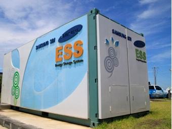 В Великобритании запускается крупный проект накопления и хранения энергии