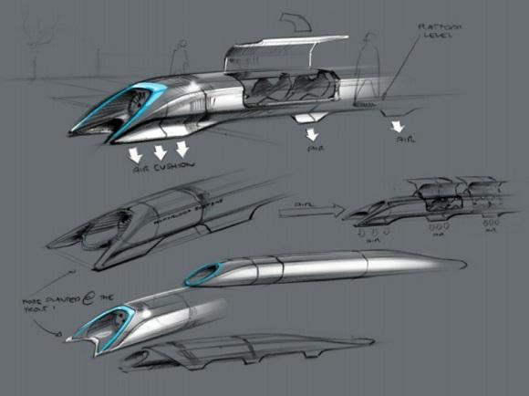 Заработает ли скоростная транспортная система Элона Маска Hyperloop?