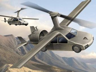 DARPA строит летательное устройство с вертикальным взлётом и посадкой