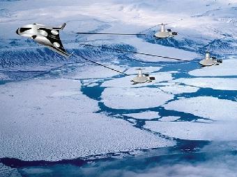 Беспилотные авианосцы – новое средство борьбы с чрезвычайными ситуациями