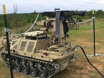 HDT Protector – новый многофункциональный боевой робот