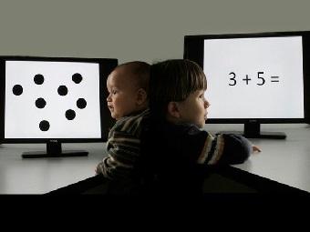 Математические способности определяются «чувством количества» у младенцев