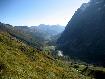 Уединенная швейцарская долина помогла создать климатическую модель глобального значения