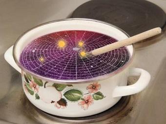 Рецепт приготовления Вселенной: подогрейте пространство-время
