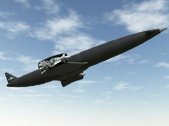 Новая конструкция гиперзвуковых пассажирских самолетов