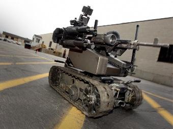 К 2030 году 25% личного состава армии США заменят роботы