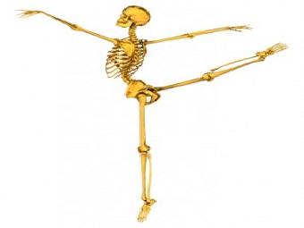 Новая технология предотвращения травм – танцующие скелеты