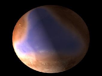 Новый довод в пользу существования древнего океана на Марсе