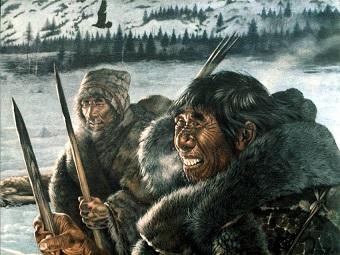 Неандертальцев погубили вовсе не вторжения современных людей