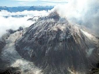 Смягчить глобальное потепление помогают вулканы