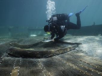 В Хорватии найдена лодка Бронзового века