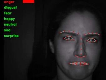 Автомобильный датчик эмоций определяет уровень стресса