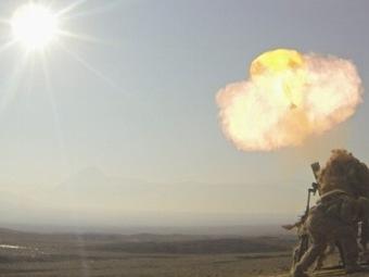 Усовершенствование 120-мм минометной системы для Армии США