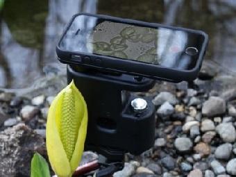 MicrobeScope – микроскоп для айфона